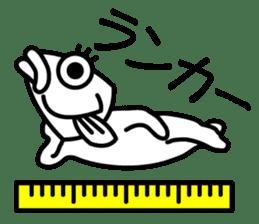 Fish waste   Mr.Suzuki sticker #2147975