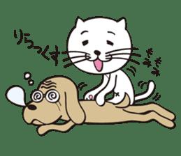 nekoanma-Massage Paw pad sticker #2148184