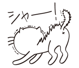 nekoanma-Massage Paw pad sticker #2148199