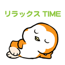 ORANGE PENGUIN sticker #2148792