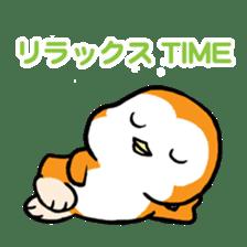 ORANGE PENGUIN sticker #2148792