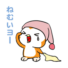 ORANGE PENGUIN sticker #2148807