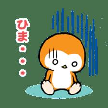 ORANGE PENGUIN sticker #2148808