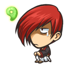 THE KING OF FIGHTERS vol.2 sticker #2149630