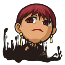 THE KING OF FIGHTERS vol.2 sticker #2149632