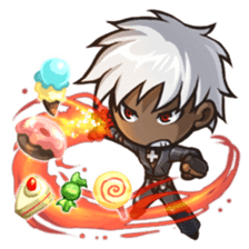 THE KING OF FIGHTERS vol.2 sticker #2149656