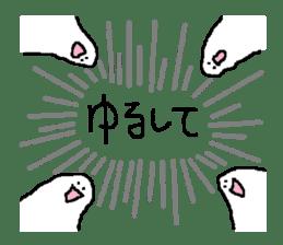 Expressionless Ameba sticker #2150526