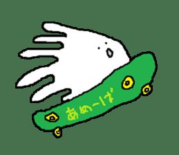Expressionless Ameba sticker #2150527