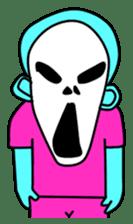 Alien baby(E.T baby) sticker #2151139