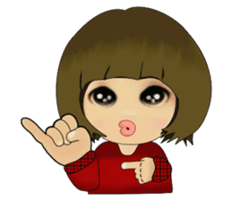 Tina Fish sticker #2151754