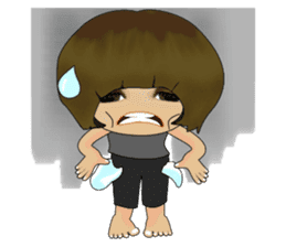 Tina Fish sticker #2151763
