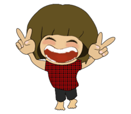 Tina Fish sticker #2151768