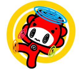 Monster Little - Ziqi sticker #2152430