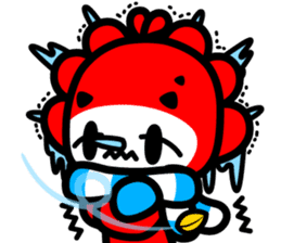Monster Little - Ziqi sticker #2152445