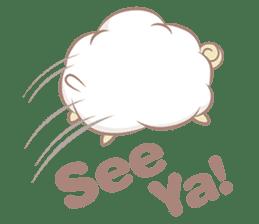 Hitsuji Gohan: Yummy Cute Sushi Sheep sticker #2153153