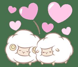 Hitsuji Gohan: Yummy Cute Sushi Sheep sticker #2153154