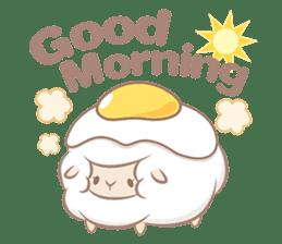 Hitsuji Gohan: Yummy Cute Sushi Sheep sticker #2153155