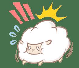 Hitsuji Gohan: Yummy Cute Sushi Sheep sticker #2153164