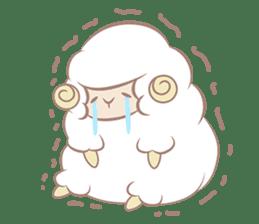 Hitsuji Gohan: Yummy Cute Sushi Sheep sticker #2153173