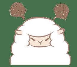 Hitsuji Gohan: Yummy Cute Sushi Sheep sticker #2153174