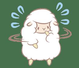 Hitsuji Gohan: Yummy Cute Sushi Sheep sticker #2153176