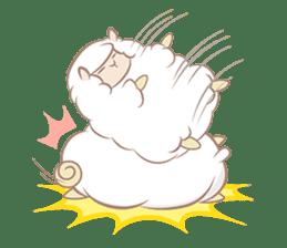 Hitsuji Gohan: Yummy Cute Sushi Sheep sticker #2153177