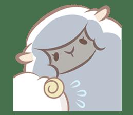 Hitsuji Gohan: Yummy Cute Sushi Sheep sticker #2153181