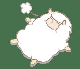 Hitsuji Gohan: Yummy Cute Sushi Sheep sticker #2153182