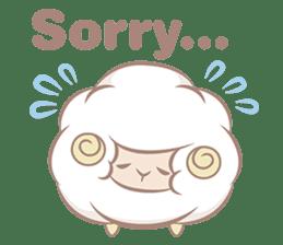 Hitsuji Gohan: Yummy Cute Sushi Sheep sticker #2153183