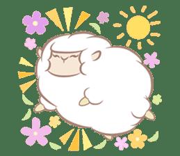 Hitsuji Gohan: Yummy Cute Sushi Sheep sticker #2153186