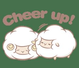 Hitsuji Gohan: Yummy Cute Sushi Sheep sticker #2153188