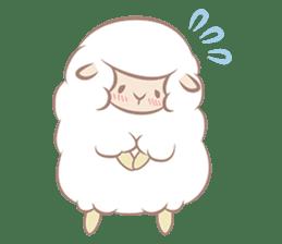 Hitsuji Gohan: Yummy Cute Sushi Sheep sticker #2153190