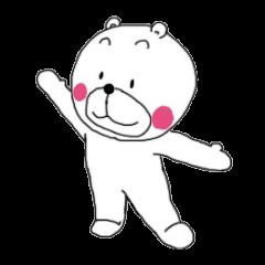 It is a friend Bear Mr kichi