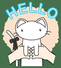Jasmine, Just meow sticker #2158235