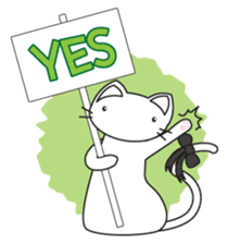 Jasmine, Just meow sticker #2158238