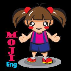Moji (English)