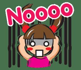 Moji (English) sticker #2158635
