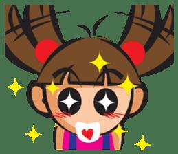 Moji (English) sticker #2158642