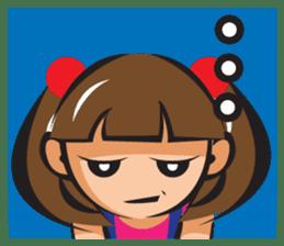 Moji (English) sticker #2158644