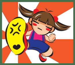 Moji (English) sticker #2158651
