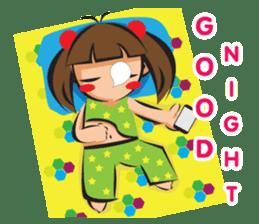 Moji (English) sticker #2158657