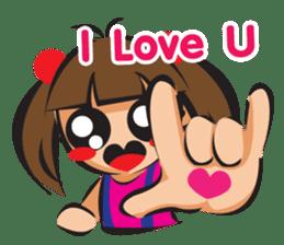 Moji (English) sticker #2158664