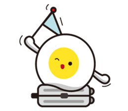 Egg chip vol.2 sticker #2159236