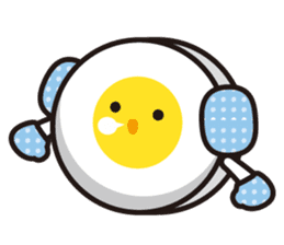 Egg chip vol.2 sticker #2159247