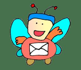 Plump fairy sticker #2159513