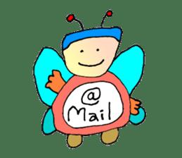 Plump fairy sticker #2159515