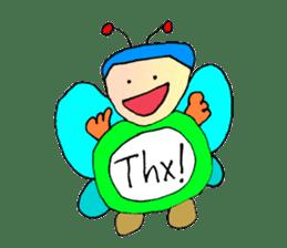 Plump fairy sticker #2159516