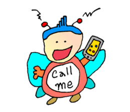 Plump fairy sticker #2159519