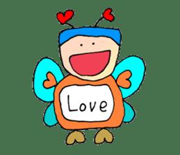 Plump fairy sticker #2159523