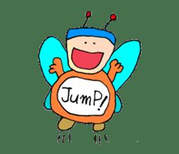 Plump fairy sticker #2159524